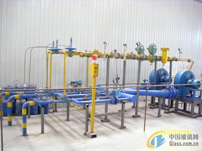 重庆莱弗窑炉供应三段分配料道天然气燃烧系统