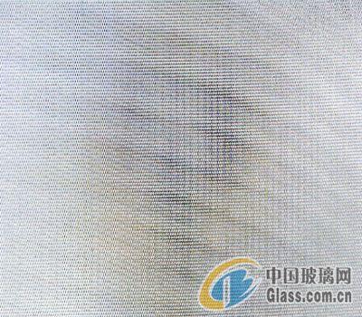 供应压花玻璃--水晶