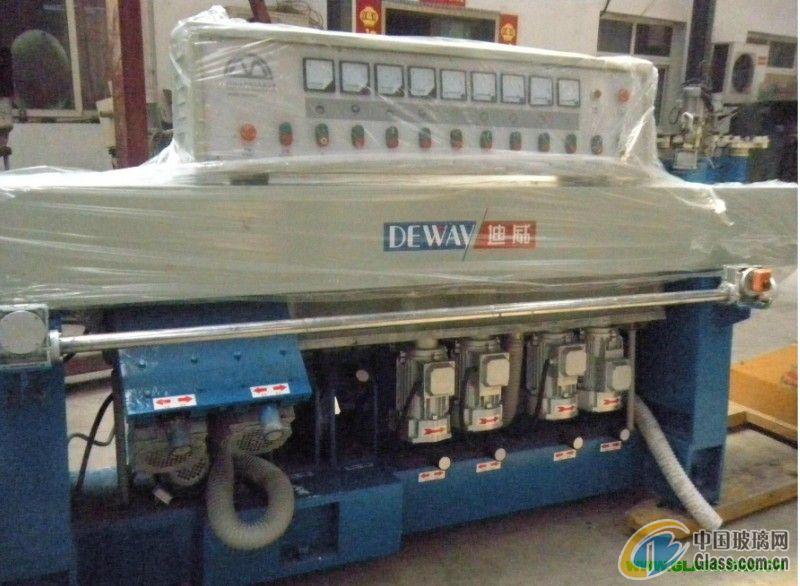 供应销售二手玻璃机械、玻璃直线磨边机、玻璃设备