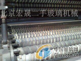 供應二手鋼化設備、北玻鋼化爐、鋼化玻璃生產線二手