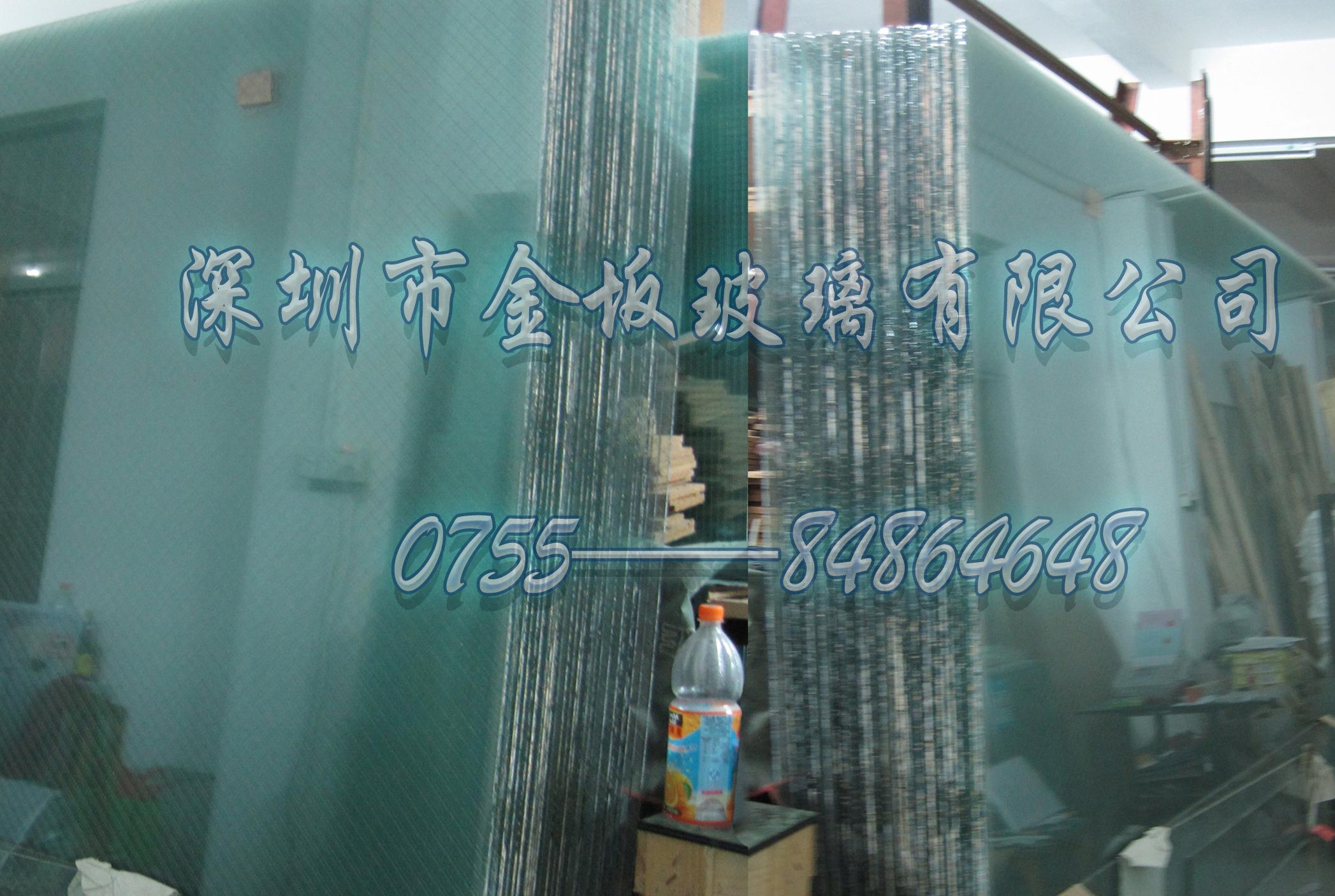 透明防火玻璃