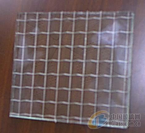 销售日本进口铁丝玻璃6.8厘