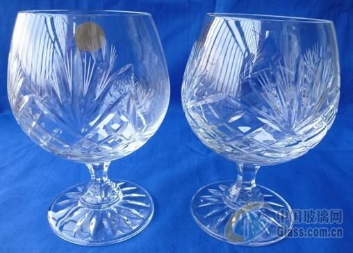水晶玻璃酒杯