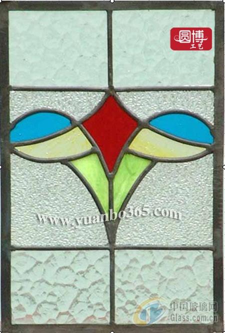 彩色玻璃-彩色鑲嵌玻璃