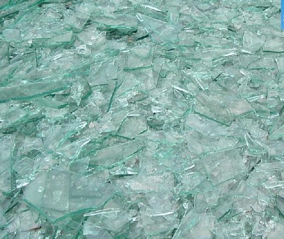 长期大量收购碎平板玻璃