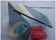 镀膜热反射玻璃
