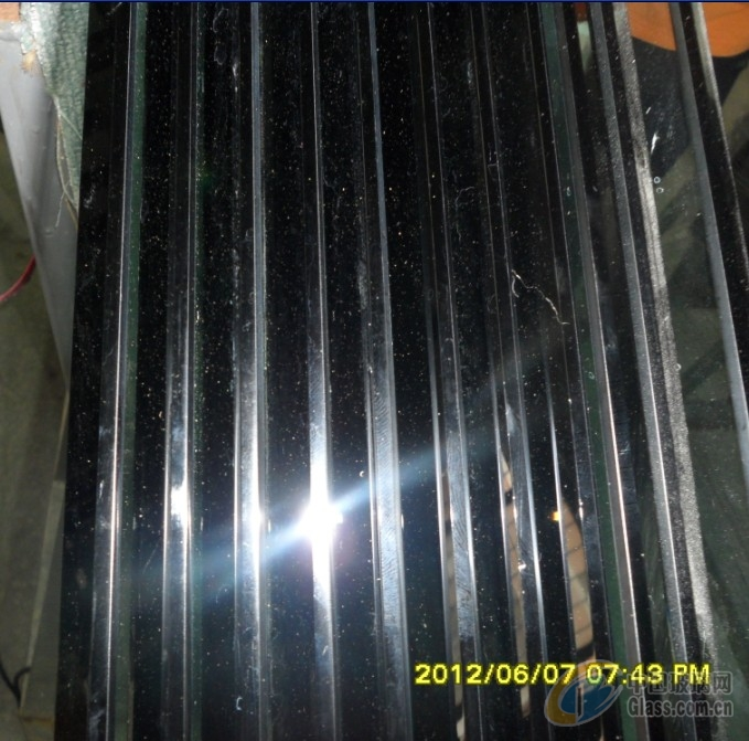 供应钢化玻璃钢化玻璃磨45度边