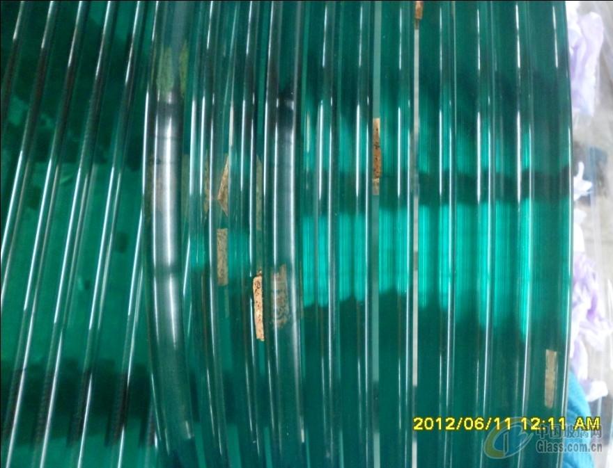 供应10毫米钢化玻璃磨鸭咀边
