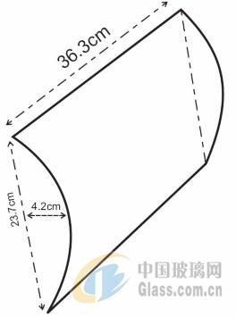 广州-压制钢化玻璃