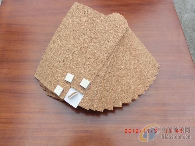 广西奔展供应玻璃软木垫