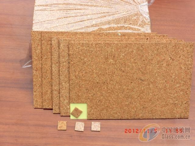 广西奔展供应玻璃软木垫片