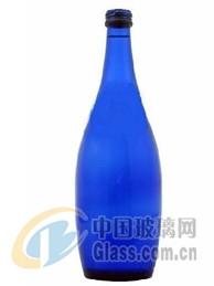 苏州采购-钴蓝玻璃瓶