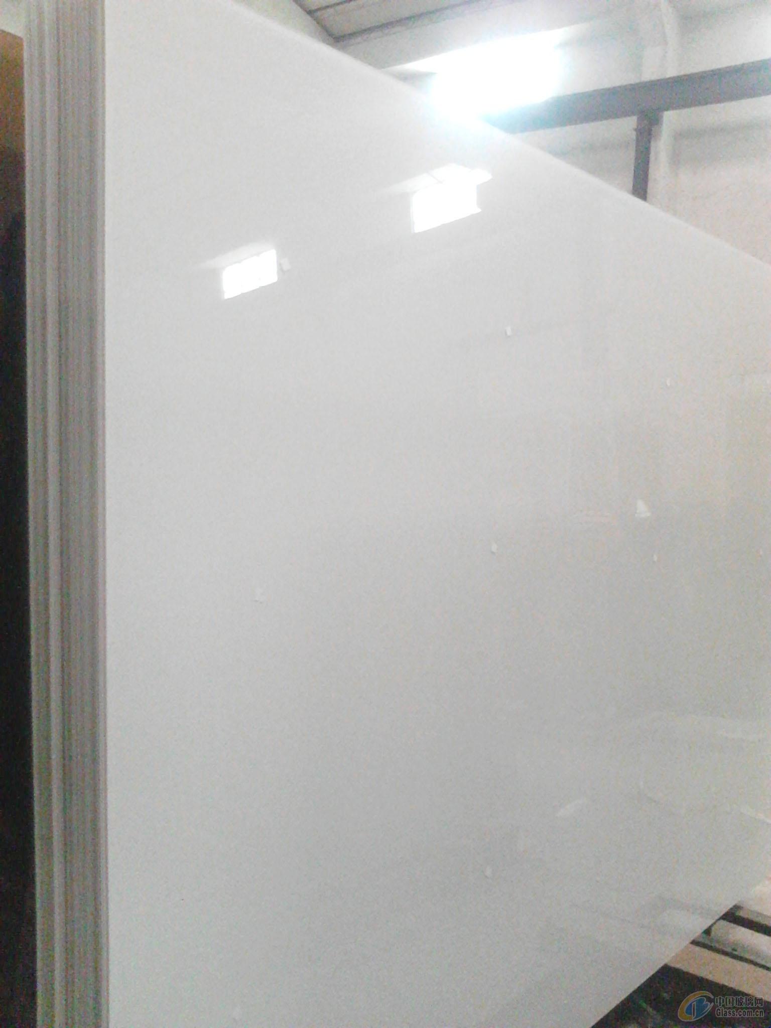 厂家供应――5mm白油玻