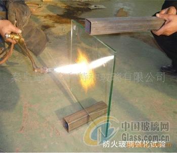 防火玻璃单片防火玻璃