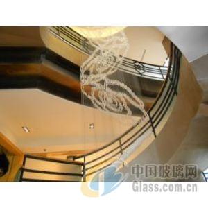 上海皖宇供应楼梯玻璃价格