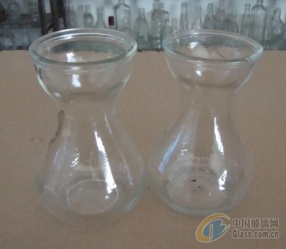 风信子玻璃瓶