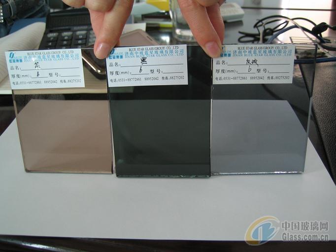 供应3-12灰色玻璃