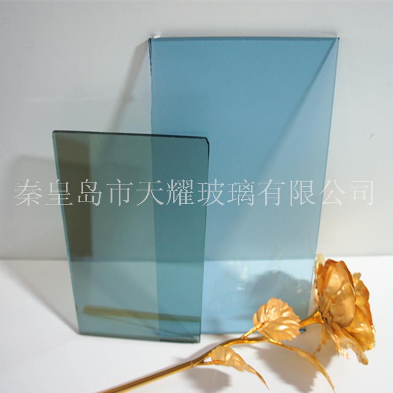 供应6mm福特蓝玻璃原片