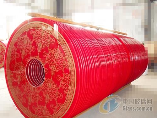 玻璃火锅台面-中国结