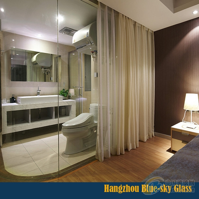 淋浴房玻璃