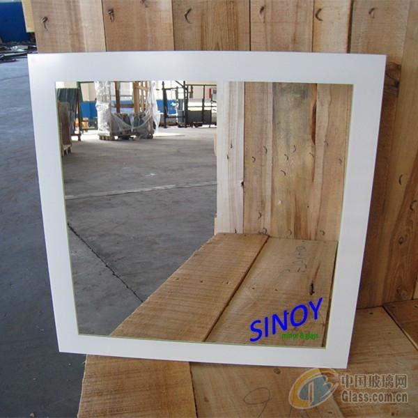 供应8mm浮法银镜