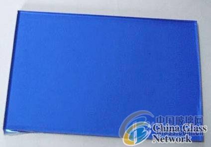 4mm 宝石蓝 浮法玻璃