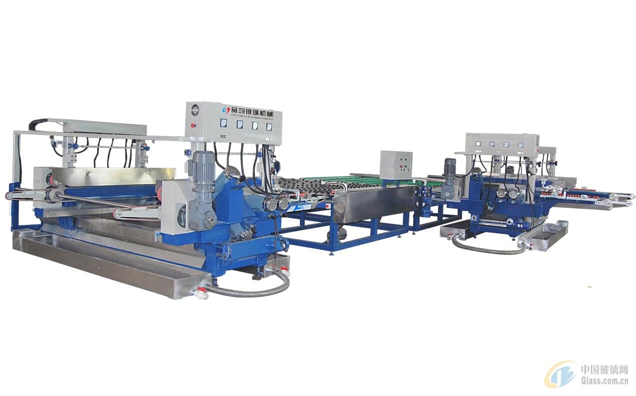 玻璃加工自动化生产线