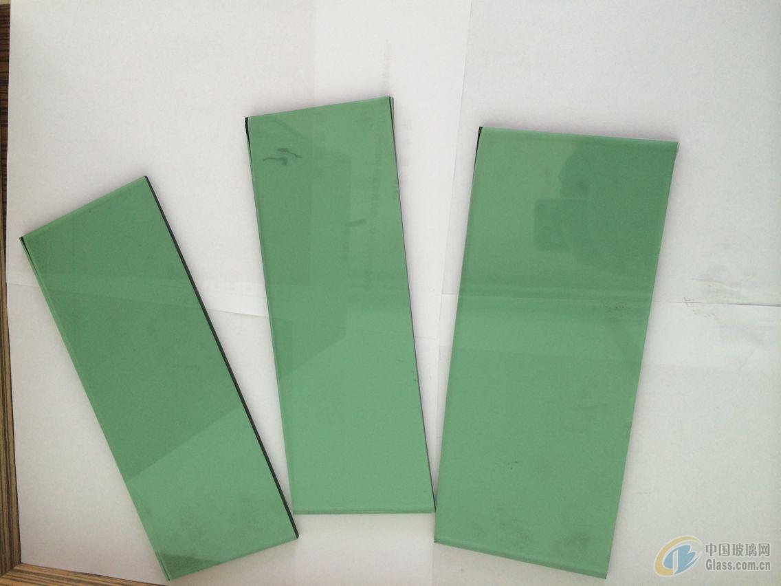 厂家供应自然绿玻璃