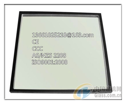 19mm优质节能门窗中空玻璃