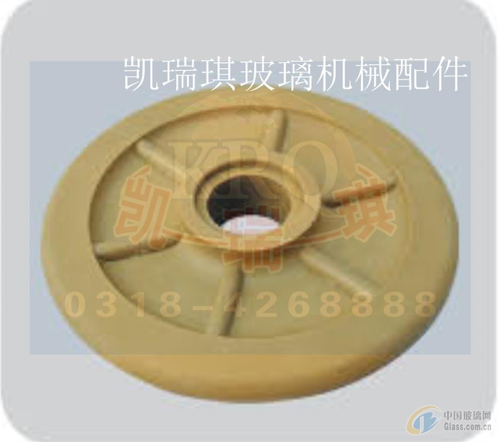 汉东夹胶线滚轮