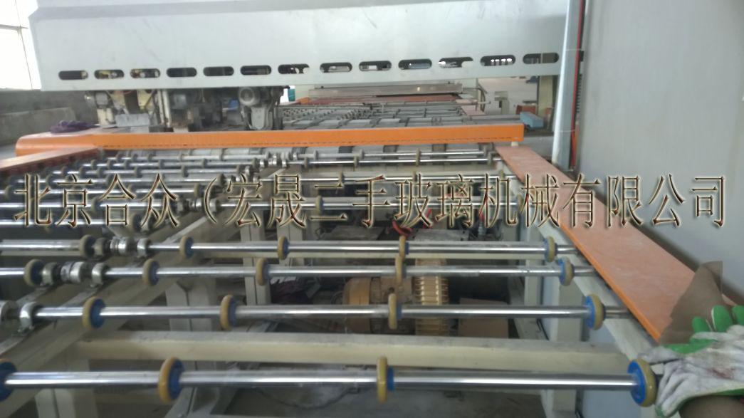 供应广东亚龙四边磨和高速清洗机