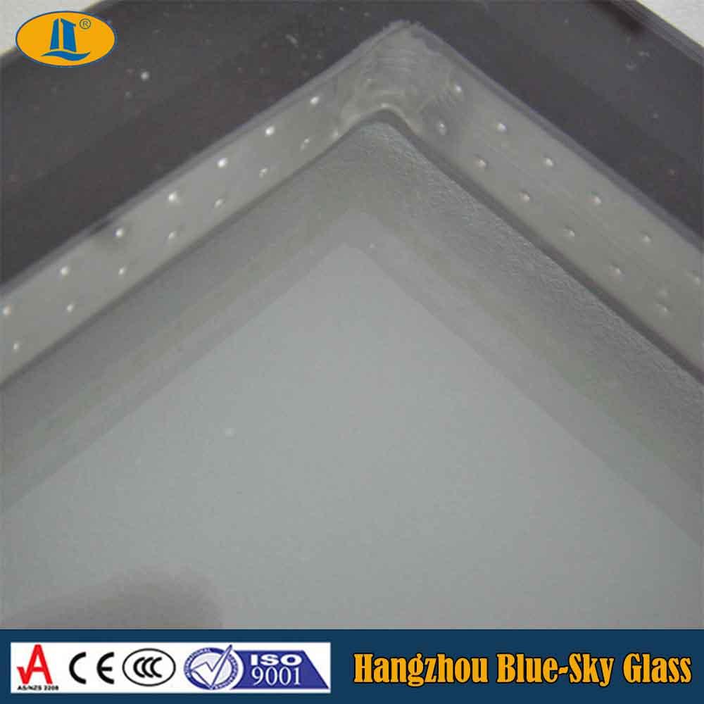Low-e 双钢化中空玻璃