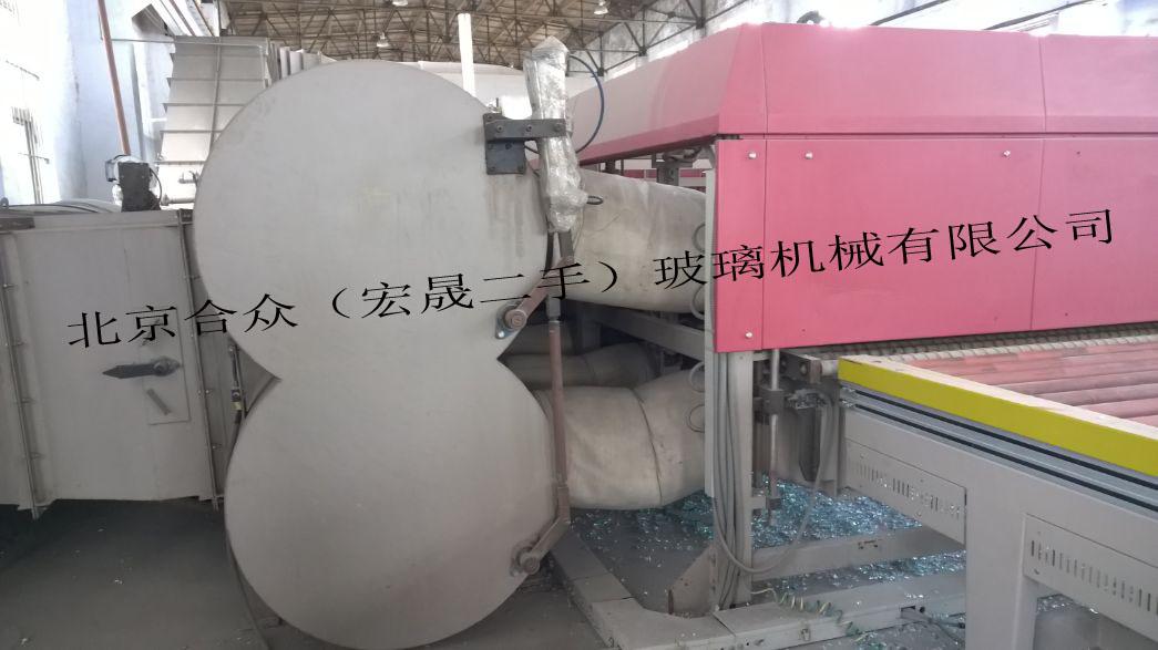供应洛阳北玻上部对流钢化炉