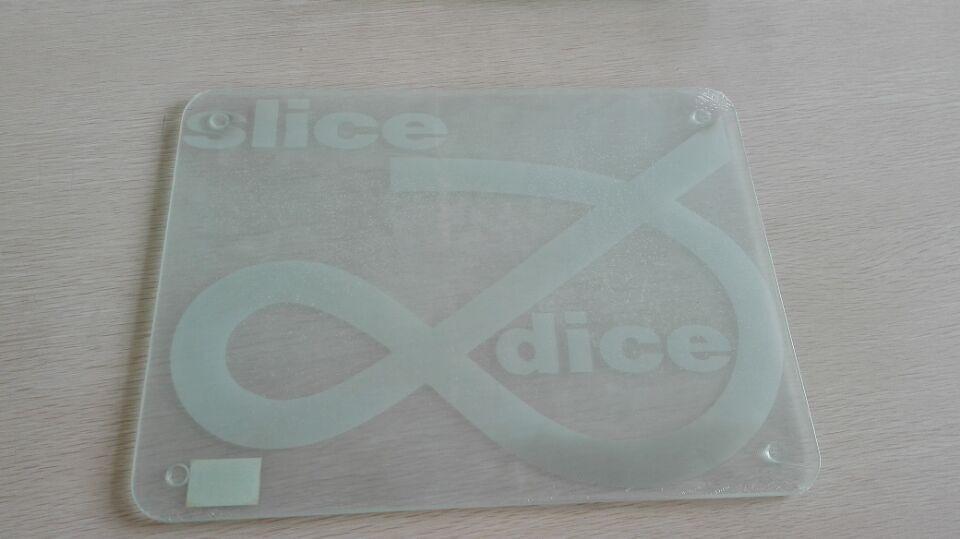 处理一批玻璃菜板,餐垫