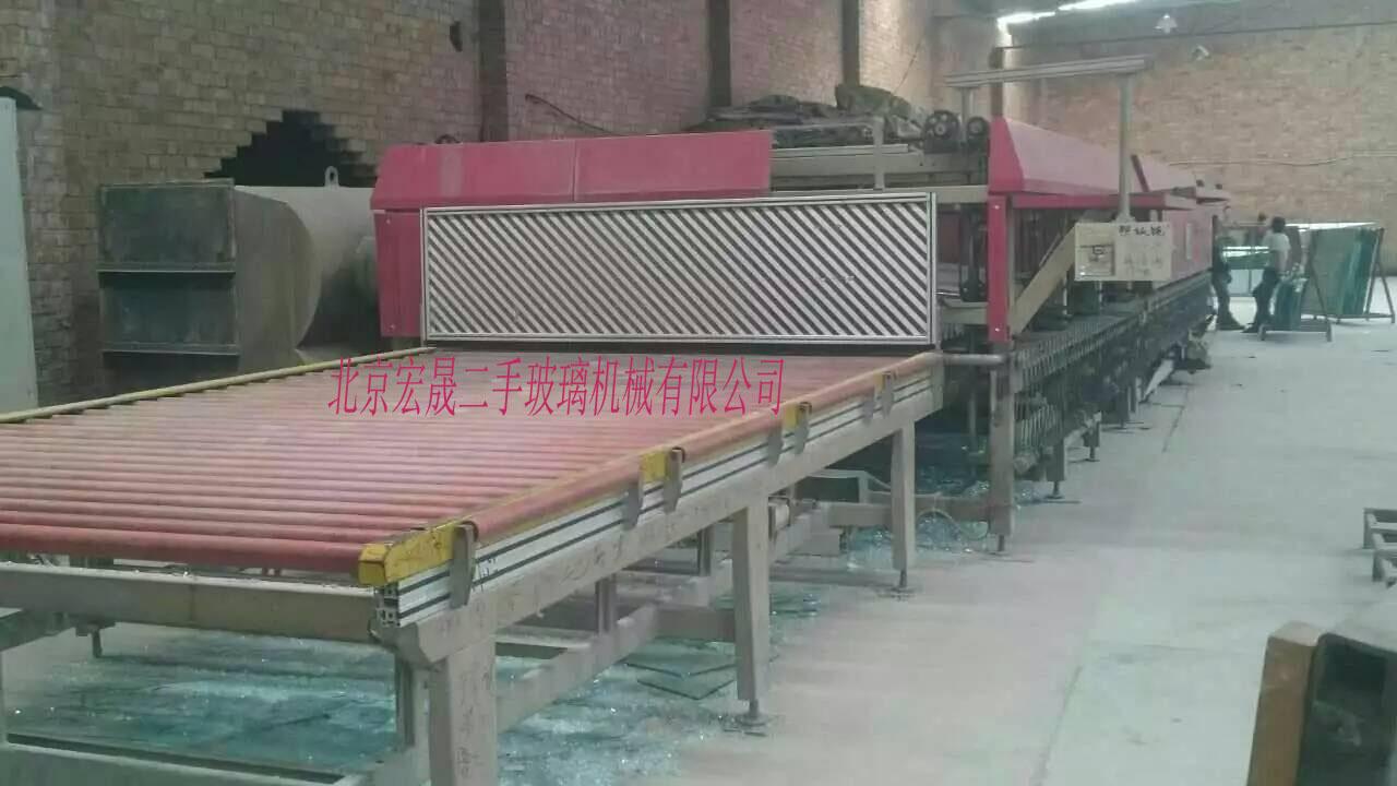 上海北玻水平钢化炉
