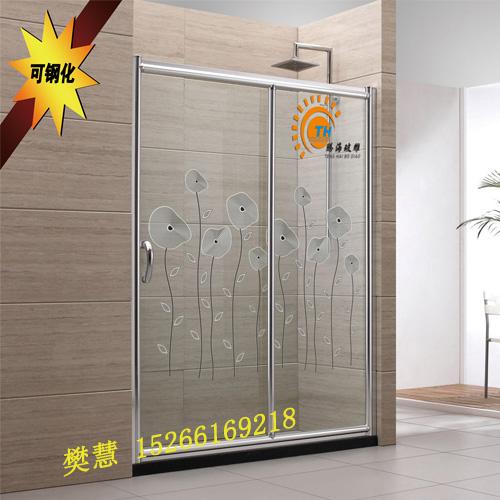 供应可钢化淋浴房玻璃