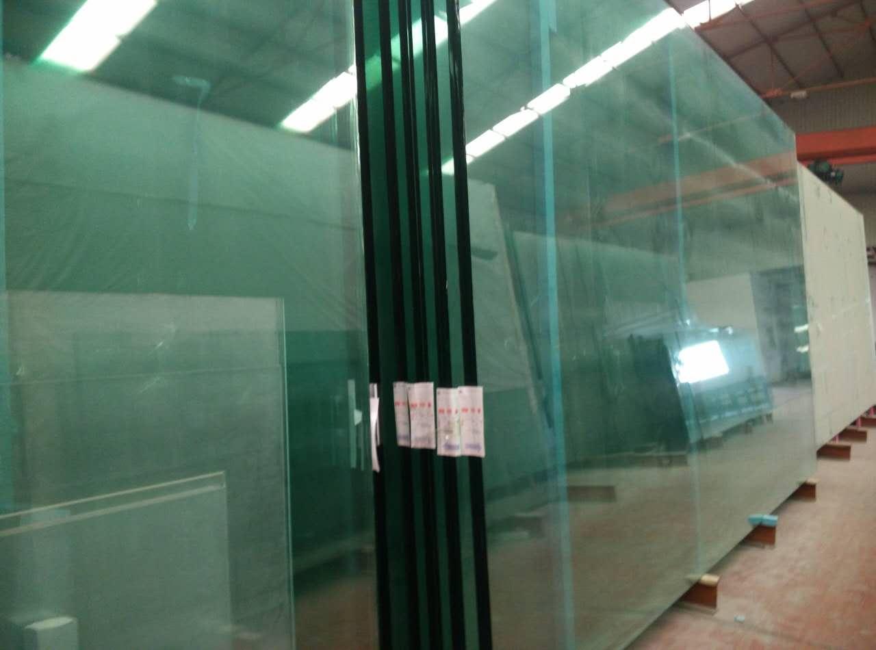 加工超大版幕墙中空玻璃