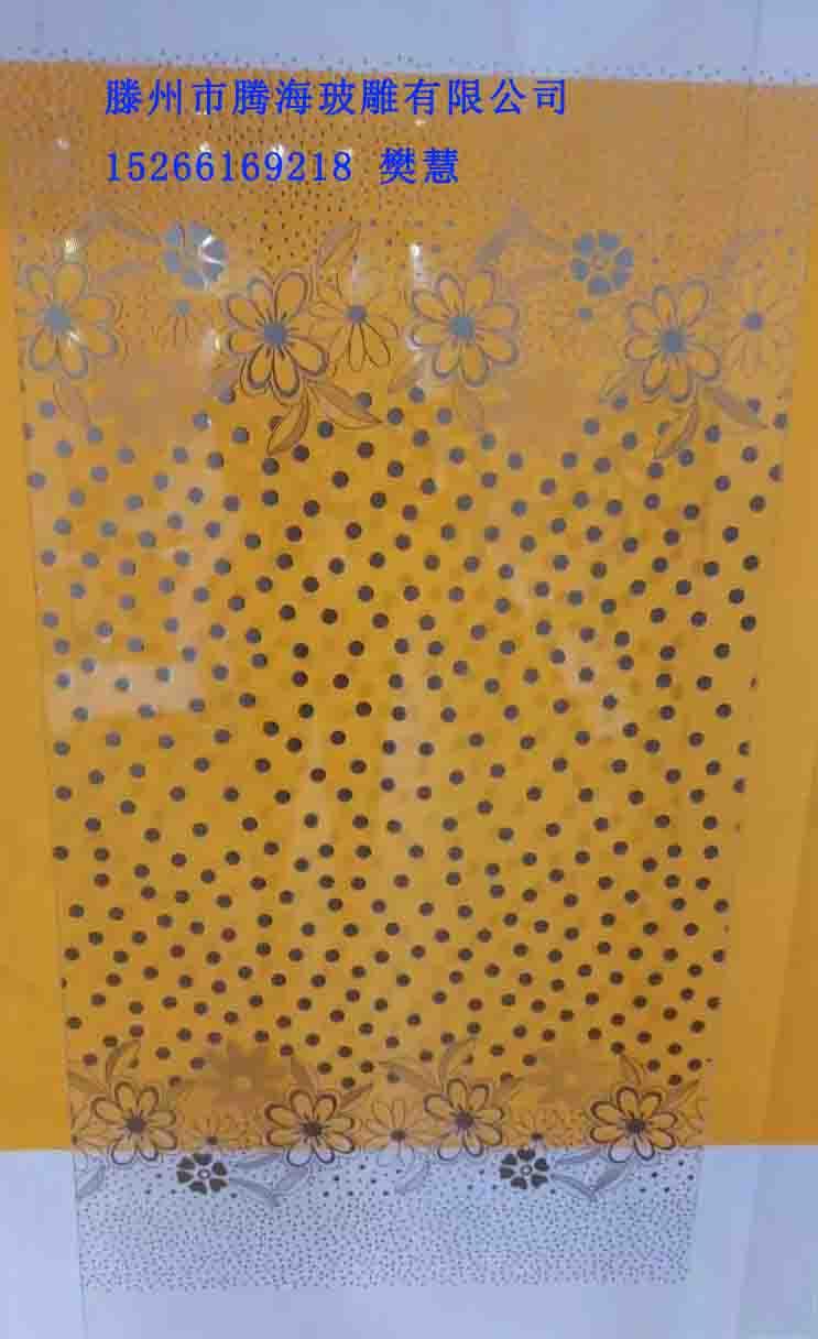 可钢化的钛金淋浴房玻璃