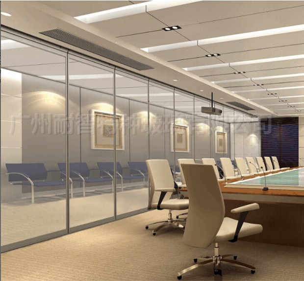 调光玻璃魔术玻璃办公室玻璃