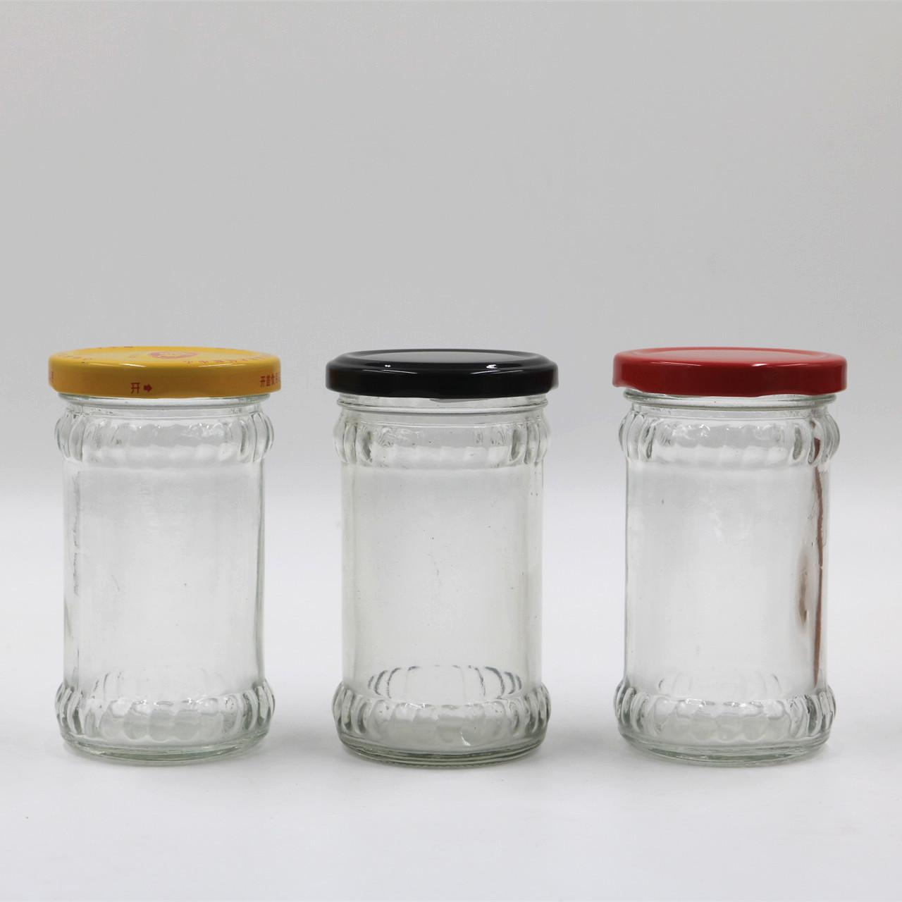 玻璃酱菜瓶剁椒瓶麻辣酱牛肉酱瓶