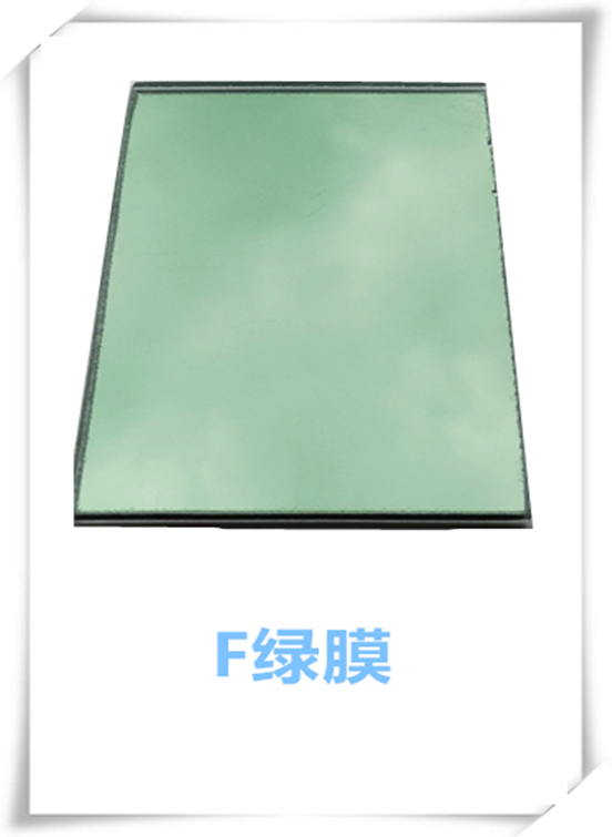 供应法国绿镀膜玻璃