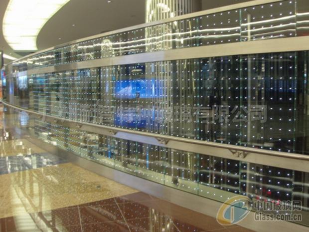 发光玻璃 特种玻璃 建筑玻璃