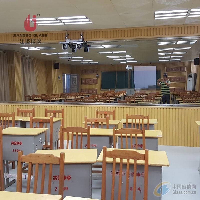 学校微格教室单向透过玻璃 单面