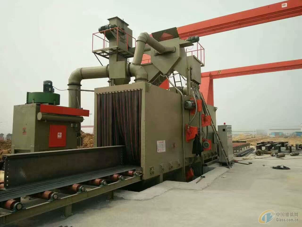 金属表面处理喷砂机三水喷砂机厂