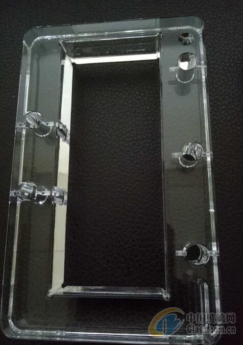 抛光石玻璃片