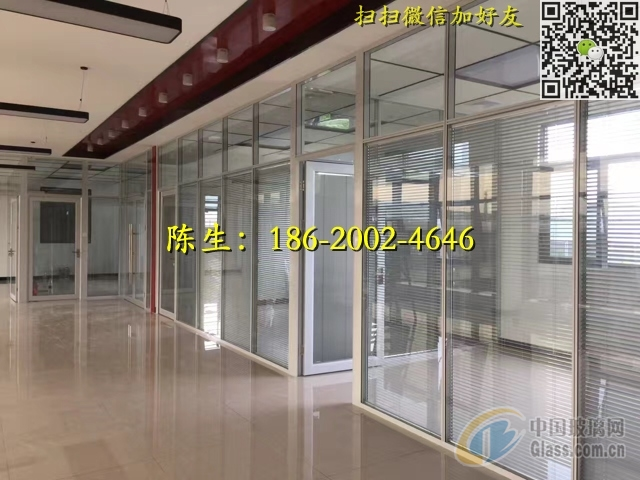 深圳哪里有中空百叶玻璃隔断的厂家
