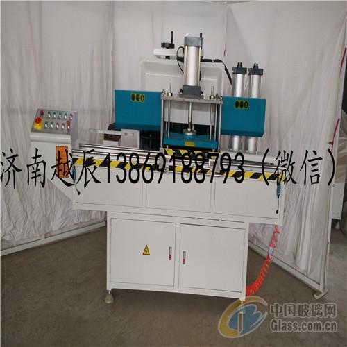 在台州买一套铝塑门窗设备多少钱