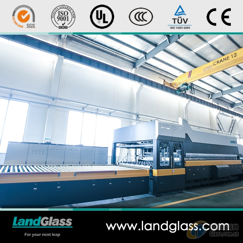 建筑用平弯玻璃钢化炉