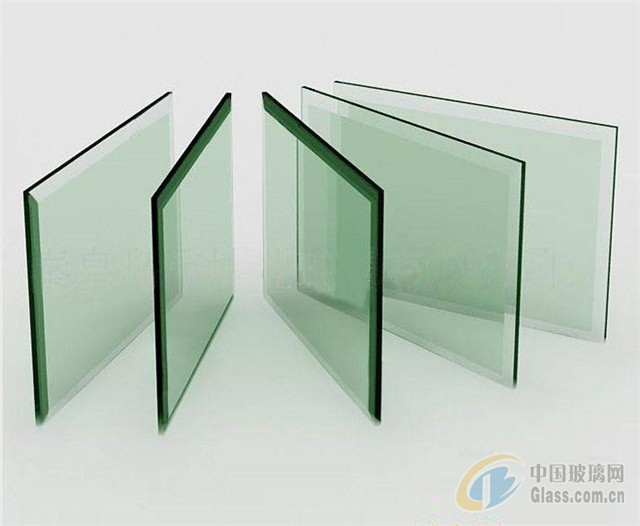 2-19mm钢化玻璃