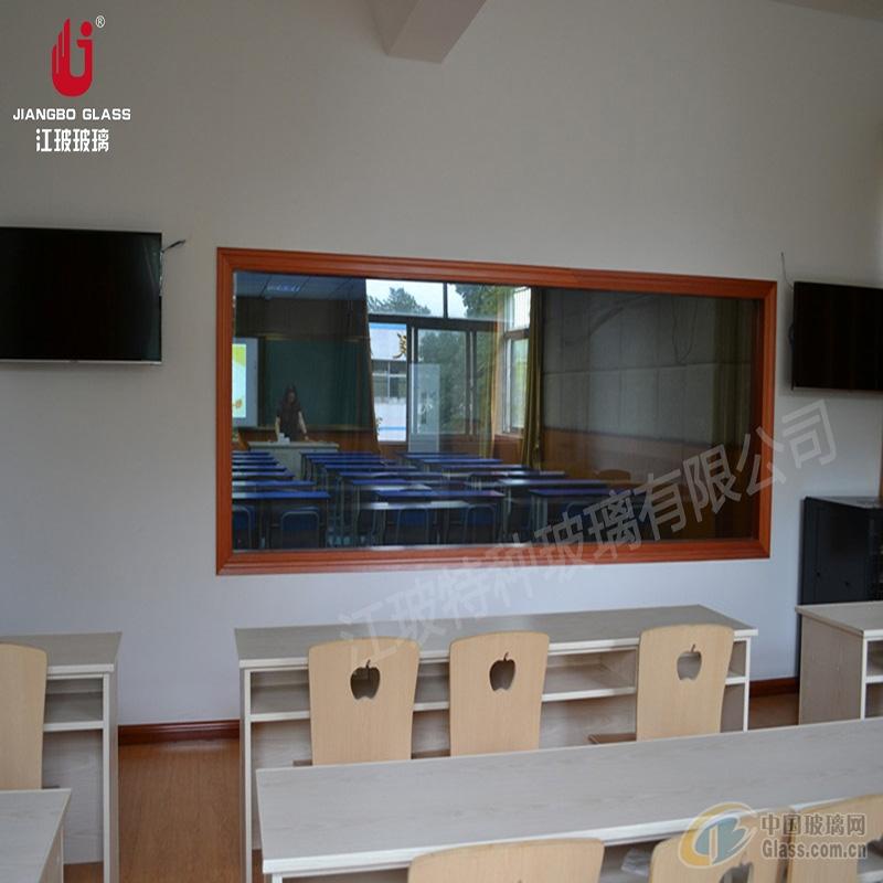 优质单向玻璃厂家 观摩室玻璃 单面可视